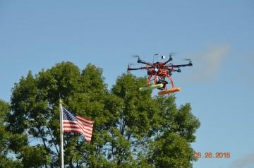 MTU UAV Field Work 2016_11