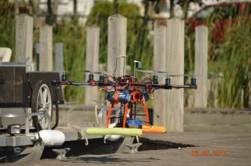 MTU UAV Field Work 2016_12