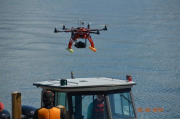 MTU UAV Field Work 2016_17