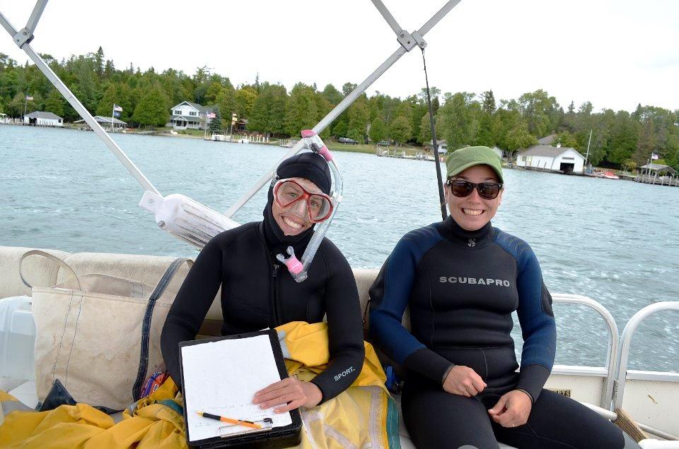 AV2_2015 Aquatic Vegetation and Weevil Survey