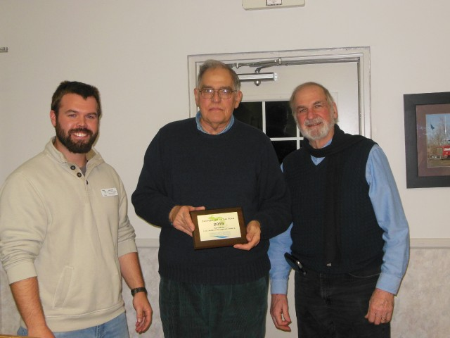 Conservation District Partner of the year 2015